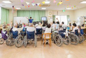 介護老人保健施設カリタス・メンテ1