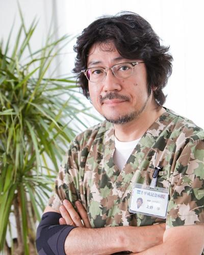 泌尿器科 部長 上野 学